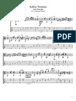 Adiós Nonino - guitar - arr Leonardo Ramos.pdf