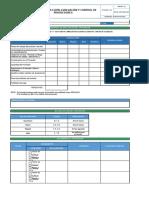 Rbpm-001 Selección, Evaluación y Control de Proveedores