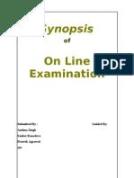 SRS of online exam