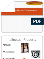 Legal Issues for the Entrepreneurs-Chapter-6