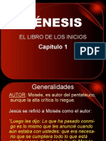 Genesis1-1 La Creación