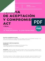ACT - Argentina