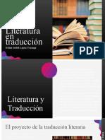 Literatura en traducción Esther.pptx