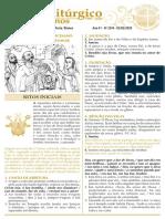 Festa da Apresentacao Do Senhor - Diocese Santo André