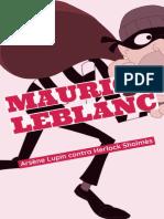 Arsene Lupin contra Herlock Sho - Maurice Leblanc