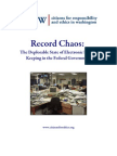 Record Chaos Report