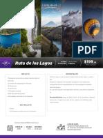 RUTA DE LOS LAGOS Ecuador