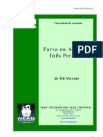 A Farsa de Inês Pereira - Gil Vicente-www.LivrosGratis.net