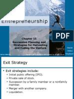 Chap016 succession planning