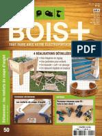 Bois+ n° 50 Avril-Mai-Juin 2019