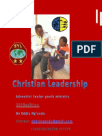Christian Leadership_eddie Ng'Andu