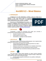 Tutorial ArcGIS 9.3 - Nivel Basico