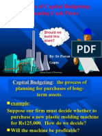 3rd Session Capital Budgeting