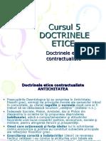 CURSUL 5. DEO