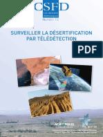 Surveiller la désertification par la télédétection