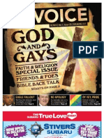 The Georgia Voice - 2/18/11 Vol. 1, Issue 25