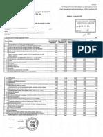 Raportul financiar al Violetei Ivanov (19–23 septembrie 2020)