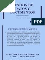 GESTION DE DATOS Y DOCUMENTOS.pptx