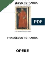 Petrarca_Opere