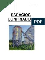 ESPACIOS CONFINADOS. RPOYECTO ESPADELADA. GALICIA