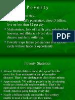 Presentation Poverty
