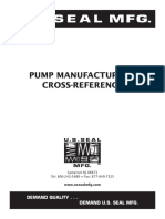 US_Seal_Mfg_Pump_Manufacturers_Cross-Reference
