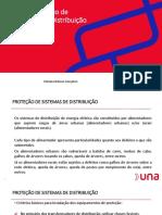 07 - Proteção de Sistemas de Distribuição