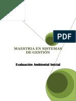 Evaluacion Ambiental Inicial 1.1