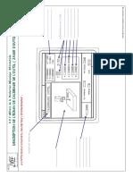 Description de l'écran de calibrage de l'outil ( élève )