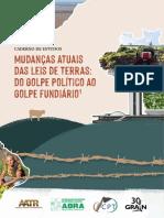 Caderno de Estudos-LEIS DE TERRAS