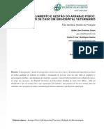 PLANEJAMENTO E GESTÃO DO ARRANJO FÍSICO