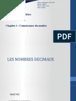 Les décimaux EB6 ..pptx