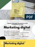 8º turma - Curso Marketing Digital ok