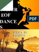 DANCE PE