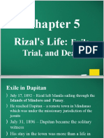 CHAPTER 5 Rizal s Exile in Dapitan.pptx