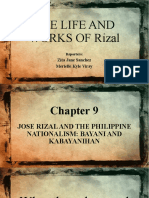 CHAPTER 9 Jose Rizal and the Philippine Nationalism Bayani and Kabayanihan .Pptx