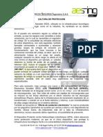 Sustentación DPS vs Estabilizador de Voltaje
