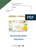 Manual de Apoio e Exercícios UFCD 6740