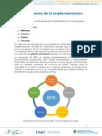 BPM_dimensiones de la implementación