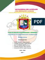 1ER TALLER DE PLAN DE NEGOCIOS Y MARKETING EN NUTRICIÓN (1)