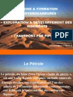 Le+Petrole+FORMATION+EXPLORATION+ET+DEVELOPPEMENT.pps