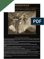 Ethnic Wedding Traditions
