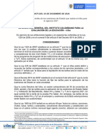 TARIFAS ICFES 2021