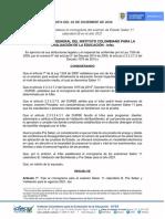 CALENDARIO B ICFES