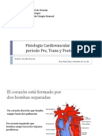 SEMINARIO FISIOLOGIA CARDIOVASCULAR
