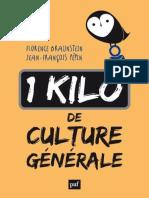 1 kilo de culture generale - Florence Braunstein.epub