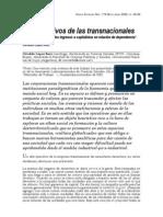 09 - Lopez Ruiz Los Ejecutivos de Las Transnacionales