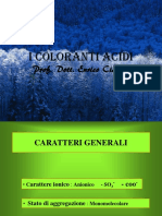 coloranti acidi