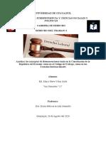 Análisis de las Remuneraciones - Mario Steve Velez Juela