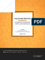 Childcare Services in Mexico